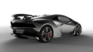 Vehicles Lamborghini Sesto Elemento 1920x1080 wallpaper