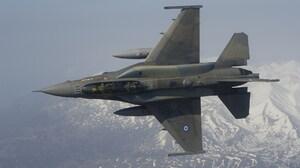 General Dynamics F 16 Fighting Falcon Greek 1920x1275 Wallpaper