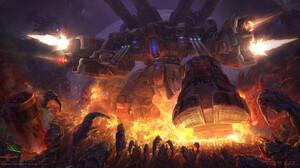 Zerg Starcraft 2000x1080 wallpaper