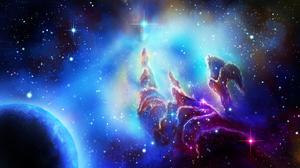 Planet Space 2560x1550 Wallpaper