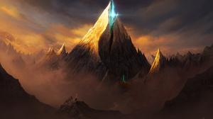 Beam Landscape Mountain 4134x2582 Wallpaper