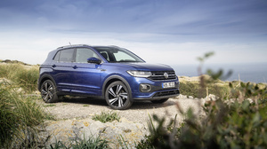 Blue Car Car Suv Vehicle Volkswagen Volkswagen T Cross 4096x2731 Wallpaper