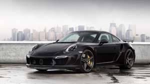 Black Car Car Porsche Porsche 911 Sport Car Vehicle 1920x1225 Wallpaper