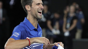 Novak Djokovic Serbian Tennis 3168x2428 wallpaper
