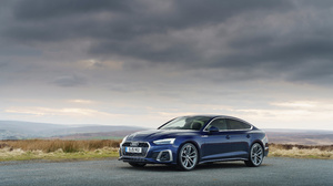 Audi Audi A5 Blue Car Car Luxury Car 4500x3002 Wallpaper