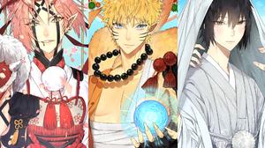 Naruto Uzumaki Sakura Haruno Sasuke Uchiha 1920x1371 Wallpaper