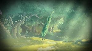 Rayman Tree Running 1920x1080 Wallpaper