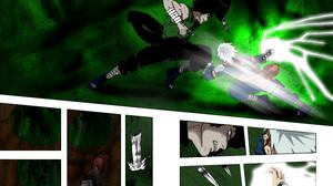 Might Guy Kakashi Hatake Naruto 1492x1100 Wallpaper