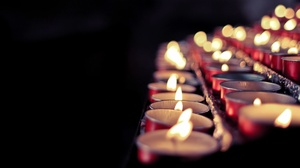 Photography Candle 2048x1139 Wallpaper
