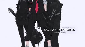Miv4t Anime Anime Girls Vocaloid Hatsune Miku 1067x1280 wallpaper