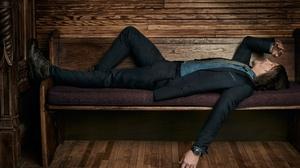 Actor American Norman Reedus Suit 2500x1642 Wallpaper