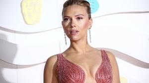 Actress American Blonde Earrings Scarlett Johansson 3000x2000 Wallpaper