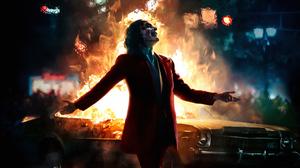 Joaquin Phoenix Dc Comics 3840x2160 wallpaper