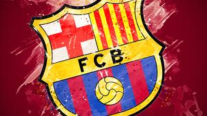 Fc Barcelona Logo Soccer 3840x2400 wallpaper
