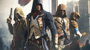 Video Game Assassins Creed Unity 2880x1800 Wallpaper