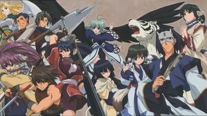 Anime Utawarerumono 2749x1455 Wallpaper