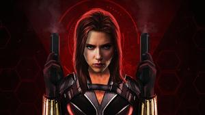Marvel Comics Scarlett Johansson 3112x1750 Wallpaper