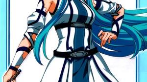 Anime Girls Sword Art Online Yuuki Asuna Elves 4480x6362 Wallpaper