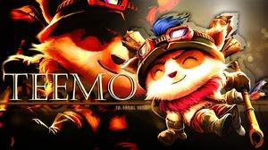 Teemo League Of Legends 1440x850 Wallpaper