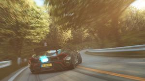 Assetto Corsa Screen Shot Automotive McLaren P1 Car Vehicle Video Games Video Game Art 3840x2160 Wallpaper