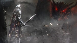 Video Game Dark Souls Ii 2542x1422 Wallpaper
