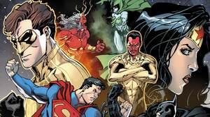 Batman Dc Comics Diana Prince Hal Jordan Injustice Gods Among Us Sinestro Dc Comics Spectre Dc Comic 1920x1080 Wallpaper