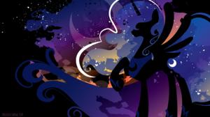My Little Pony Princess Luna 2560x1440 Wallpaper