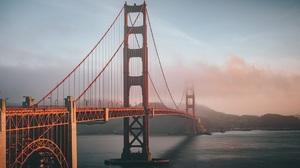 Bridge Golden Gate Bridge Architecture USA San Francisco 1920x1200 Wallpaper