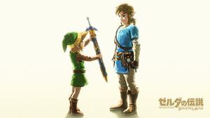 Link The Legend Of Zelda The Legend Of Zelda Breath Of The Wild 1920x1080 Wallpaper