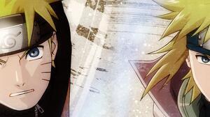 Minato Namikaze Naruto Uzumaki 3840x1080 Wallpaper