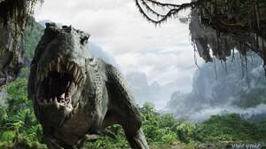 King Kong 2005 Year Movies Dinosaurs Creature 1920x1200 Wallpaper