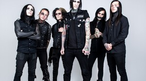 Motionless In White Metalcore Rock Bands 1400x900 Wallpaper