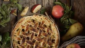 Apple Baking Still Life 3300x2640 Wallpaper