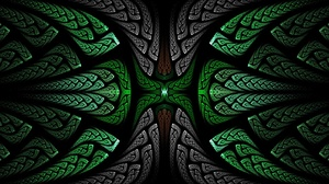 Fractal Artistic 2048x1280 Wallpaper