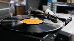 Turntables Vinyl 1920x1080 Wallpaper