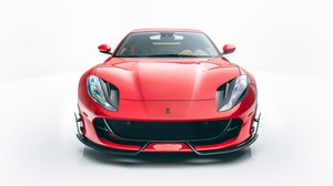 Car Vehicle Red Cars Ferrari Simple Background White Background 3000x2001 wallpaper
