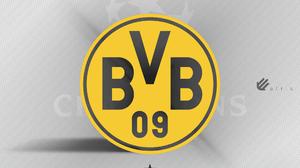 Borussia Dortmund Logo Champions League Clubs Graphic Design Creativity Soccer Sport Sports Numbers  2160x2160 Wallpaper