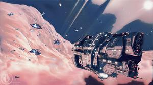 Spaceship 4618x2598 Wallpaper