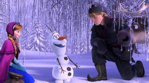 Anna Frozen Frozen Movie Kristoff Frozen Olaf Frozen Sven Frozen 1920x1200 Wallpaper