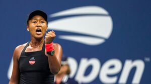 Japanese Naomi Osaka Tennis 3313x2209 Wallpaper