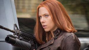 Black Widow Captain America The Winter Soldier Scarlett Johansson 2000x1334 Wallpaper