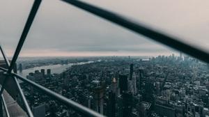 City Cityscape New York City Building Skyscraper 1920x1280 Wallpaper