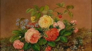 Flower Rose Still Life 2000x1371 wallpaper