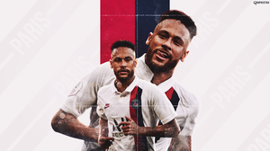 Brazilian Neymar Paris Saint Germain F C Soccer 3840x2160 Wallpaper