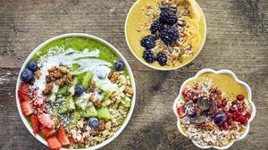 Food Fruit Cereals Berries 2560x1790 Wallpaper