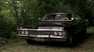 Car Chevrolet Impala Dean Winchester Jared Padalecki Sam Winchester TV Show Vehicle Supernatural TV  1920x1080 Wallpaper