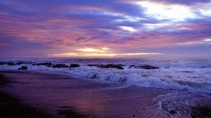 Earth Beach 2048x1365 Wallpaper