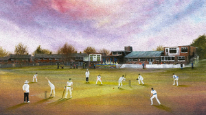 Cricket Game People 3840x2160 Wallpaper
