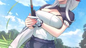 SOLar Anime Girls Anime 1011x1426 wallpaper