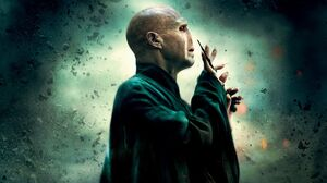 Lord Voldemort Wizard Harry Potter Harry Potter And The Deathly Hallows Movie Poster The Dark Lord T 1920x1080 Wallpaper